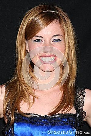 Molly Burnett Editorial Stock Image