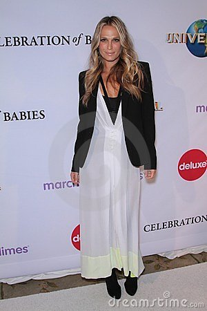 Molly Simms at the March Of Dimes  6th Annual Celebration Of Babies Luncheon, Beverly Hills Hotel, Beverly Hills, CA 12-02-11 Editorial Stock Photo