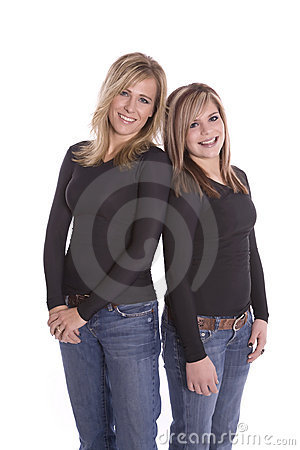 Free Mom And Girl Royalty Free Stock Photos - 12095888
