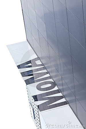 Moma Editorial Image
