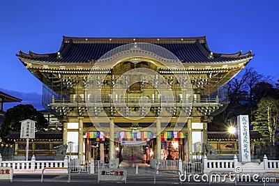 So-mon Gate, Narita-san Temple, near Tokyo, Japan