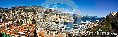 Monaco Monte Carlo Editorial Image