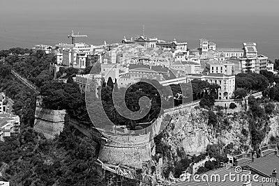 Monaco old city