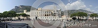 Monaco Palace Panorama