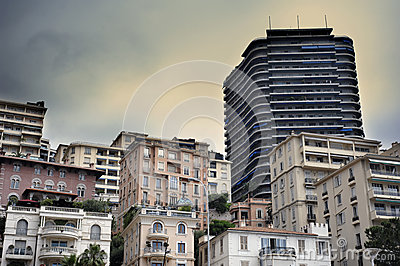 Monaco Residential Buildings