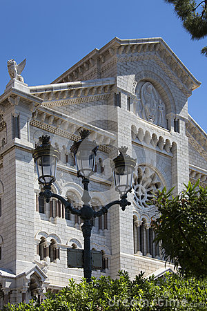 Monaco - Royal Cathedral