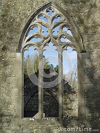 Monastary Window