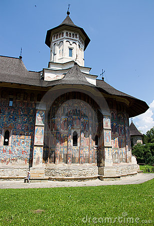 Monasteries of Moldavia: Moldovita