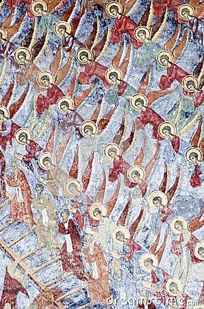 Monastero di Sucevita
