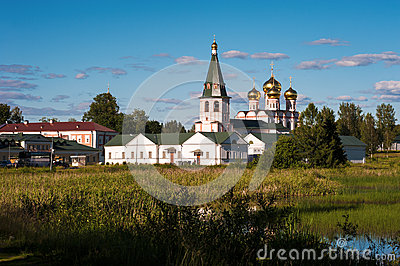 Monastero di Valday Iversky