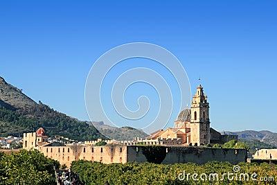 Monastero Spagna della Santa Maria de la Valldigna Simat