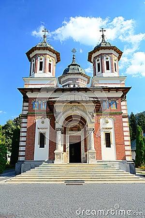 Free Monastery Royalty Free Stock Image - 21506806