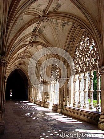 Monastery of Batalha, cloister