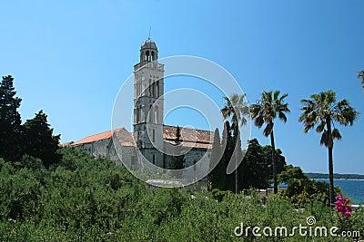 Monastery/church