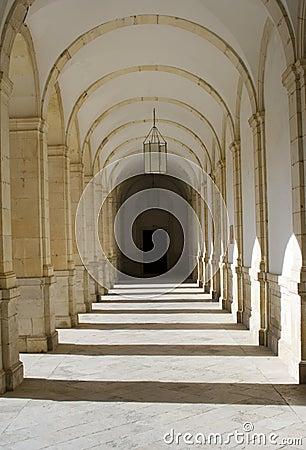 Monastery Cloisters