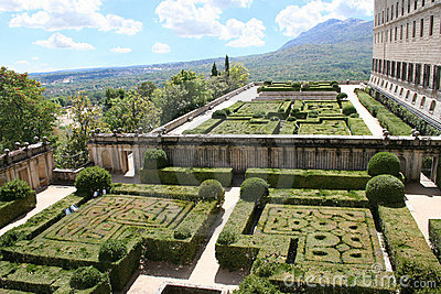 Monastery El Escorial, Spain.