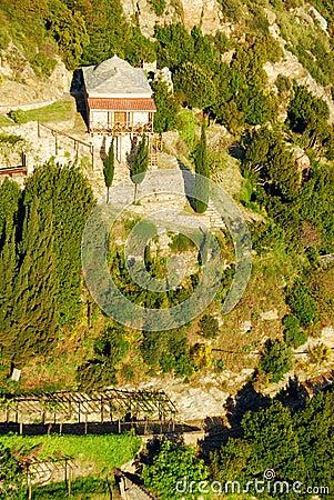 Monastery facilities