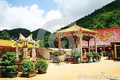 Monastery, Hong Kong