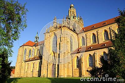 Monastery in Kladruby