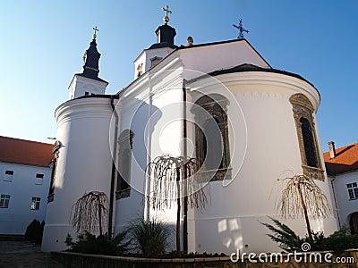 Monastery Krusedol in Serbia