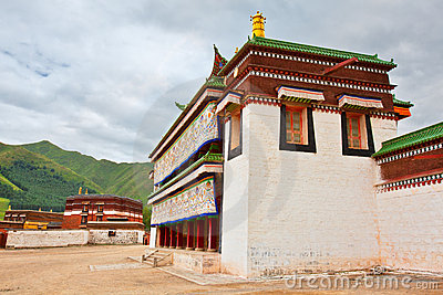 Monastery of Labrang Temple