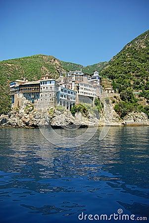 Monastery in Mount Athos