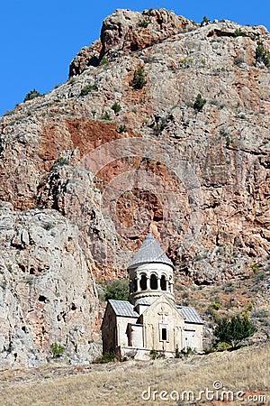Monastery Noravank