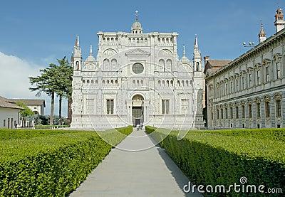 Monastery of Pavia, Italy
