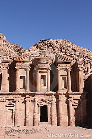 Monastery-Petra