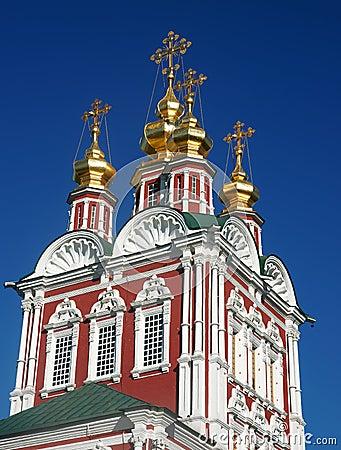 Monastery Russia