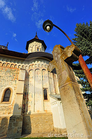 Monastery of Saint John in Suceava, Romania