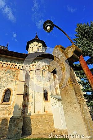 Monastery of Saint John in Suceava, Romania