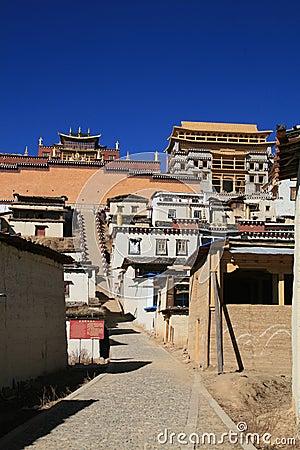 Monastery of Shangrila