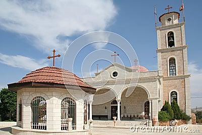 Monastery on Sheperd Field