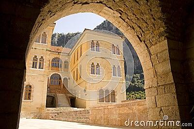 The Monastery of St Anthony of Qozhaya