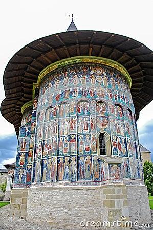 The Monastery Sucevita