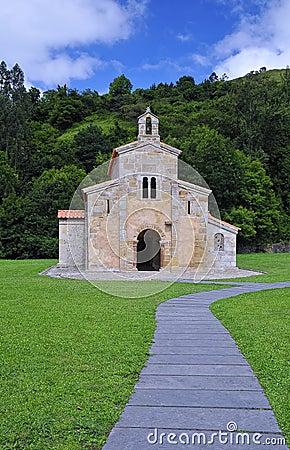 Monastery of Valdediós.
