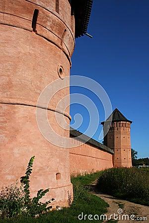 Monastery Walls