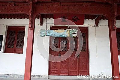 Monastic dinning hall