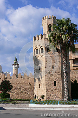 Free Monastir Fortress Royalty Free Stock Images - 49963489