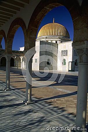 Free Monastir Mosque Royalty Free Stock Images - 213589