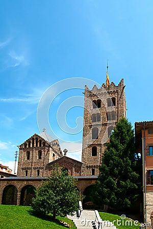 Monastry of Santa Maria Ripoll Spain