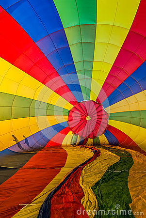 Mondial hot Air Ballon reunion in Lorraine France Editorial Photography