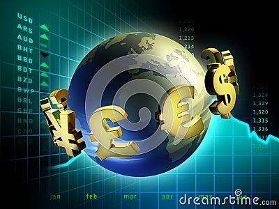 Mondo di valuta