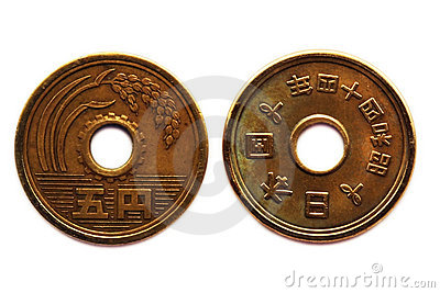 Moneda del este del estilo
