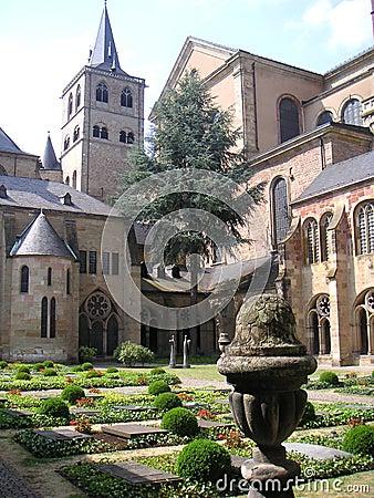 Monestary garden