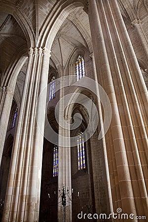 Free Monestary Of Batalha Stock Images - 18528154