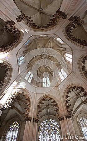 Free Monestary Of Batalha Stock Images - 18528334