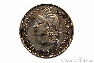 Moneta del peso dell ONU