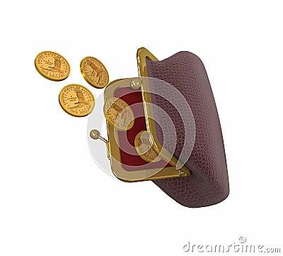 Monetary accumulation.
